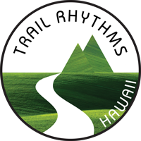 Trail Rhythms logo